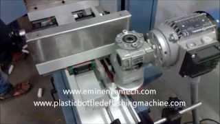 Plastic Bottle Neck Cutting Machine