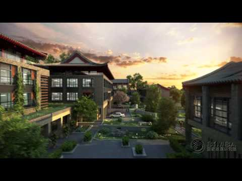 BiMBA MBA at Peking University: New Campus--Chinese Royal Garden Chengze Garden