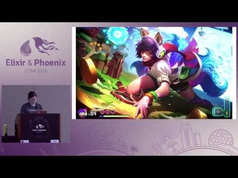 ElixirConf 2016 - Painless Test Driven Development with Elixir and Phoenix by Kat Tornwall