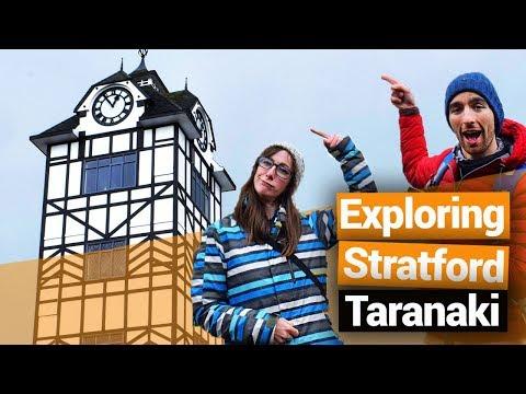Exploring Stratford in Taranaki - New Zealand's Biggest Gap Year – Backpacker Guide New Zealand