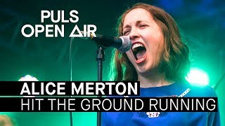 Baixar Alice Merton - Hit The Ground Running (live beim PULS Open Air 2017)