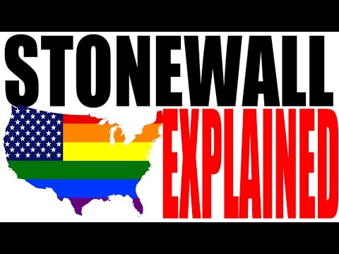 The Stonewall Riots Explained