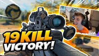 CROWDER AND A PALADIN! HIGH KILL SOLOS! (Call of Duty: Blackout)