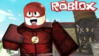 THE FLASH IN ROBLOX Part 3