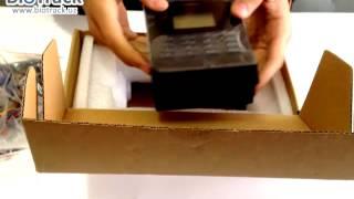 Видео обзор биометрического терминала ZK Software SC403