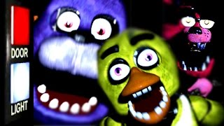 SCARIEST HORROR MAP EVER!! Gmod Five Nights At Freddy