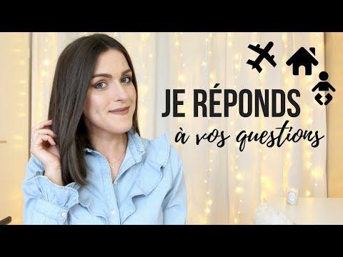 FAQ - Je réponds à vos questions !