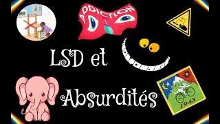 LSD et absurdités - LDJ #Hors Série
