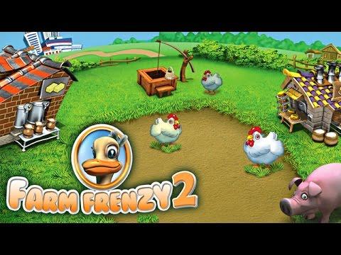 Farm frenzy 2 anne 28 online, free games free