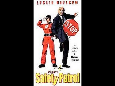 Opening To Safety Patrol 2000 VHS