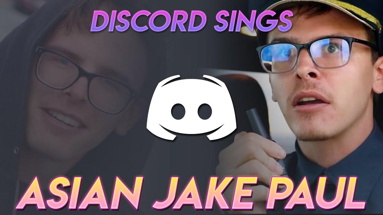 Asian Jake Paul (iDubbbz) - Discord Sings