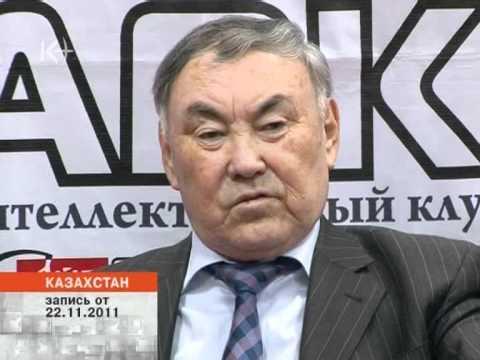 Гани Калиев. Прямая речь 24.11.2011 / kplustv