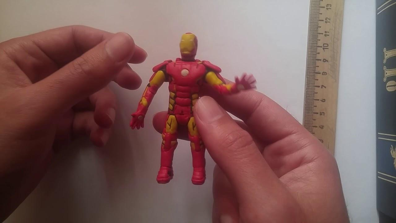 картинки пластилиновый железный человек