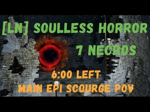 Guild Wars 2: [LN] Soulless Horror Record - 2:00 (6:00 left)   Scourge PoV