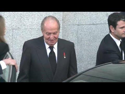 Spagna: la parabola di Juan Carlos, dalla corona all'esilio