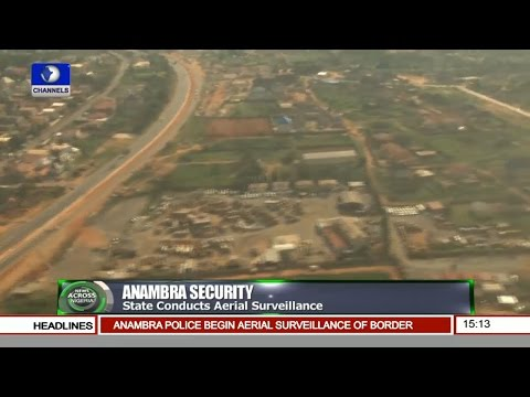 Anambra State Govt. Conducts Aerial Surveillance Over Herdsmen Attack