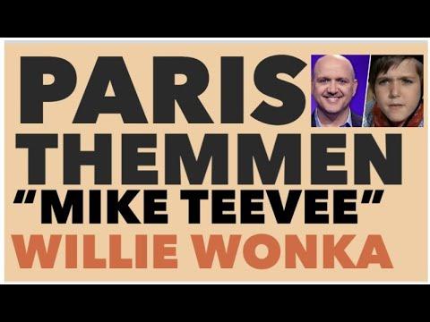 PARIS THEMMEN  ~ Steve Ludwig's Classic Pop Culture at PlanetLudwig.com