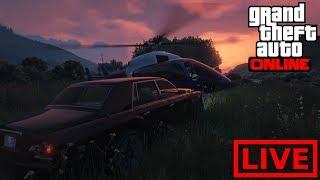 LIVE GTA 5 ONLINE - DRIFT BORA JOGAR COMIGO! PS4 ao vivo