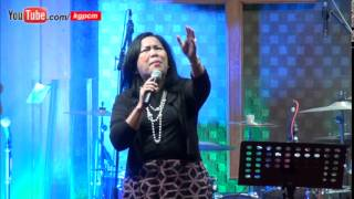 Kesaksian Pujian - Lydia Nursaid @KGPC 16 April 2015