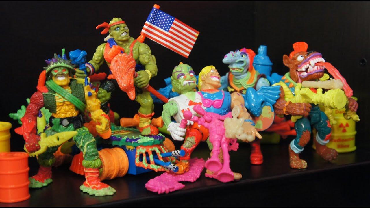 Toxic Crusader Toys 78