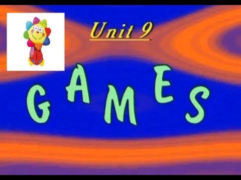 Английский язык для детей. Игры. Серия 1. Урок 9.
