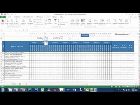 Tutorial ¿Como hacer un indice en Word? (Tabla de contenidos) from YouTube · Duration:  8 minutes 47 seconds