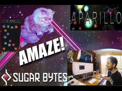 Sugarbytes Aparillo - Amazing Cinematic Synth!!!!