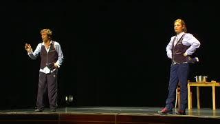 Duo Manjemas - Finalisten Oltner Kabarett - Casting 2012