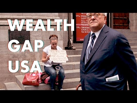 Wealth Inequality in America - Richard Wolff