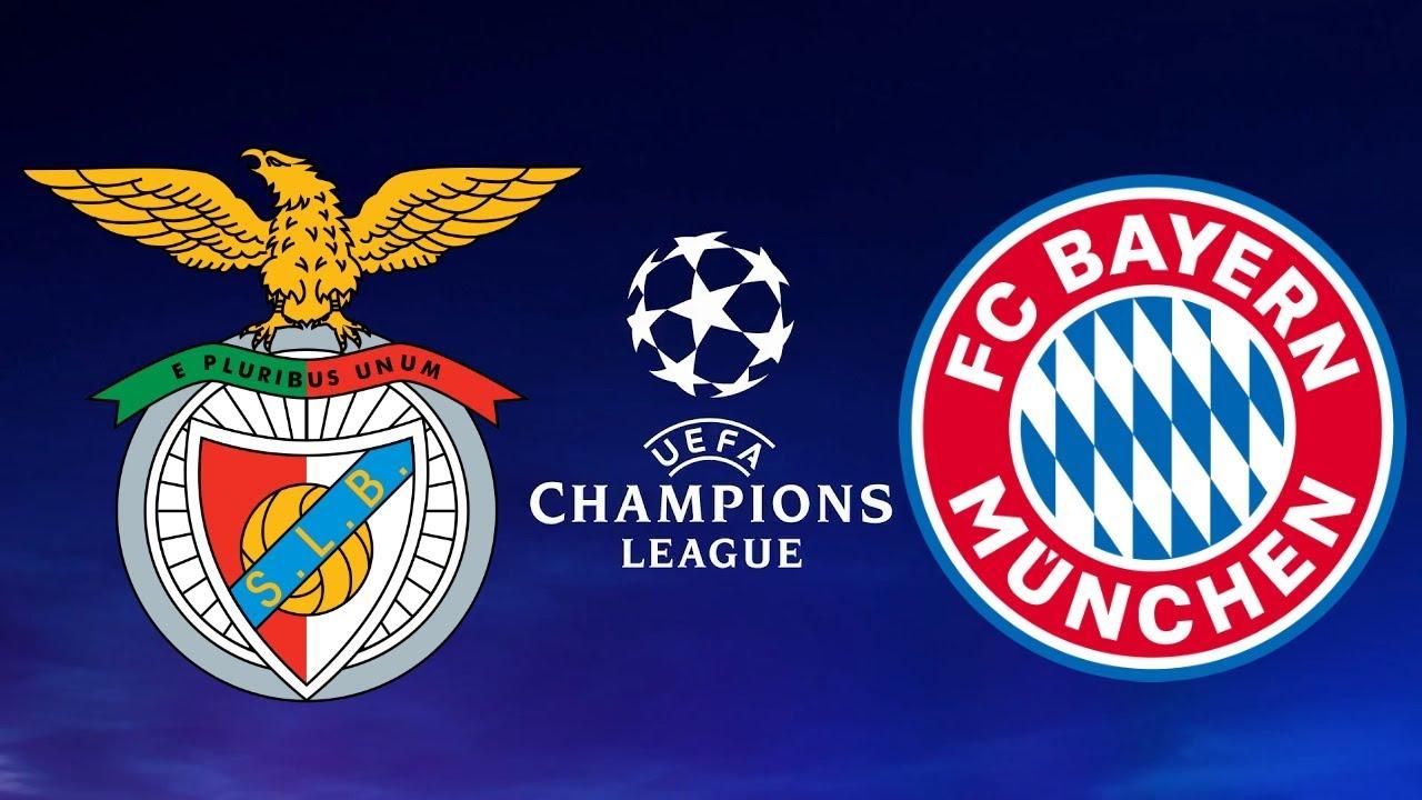 Link trực tiếp Benfica vs Bayern Munich, 2h00 ngày 20/9 (Champions League)
