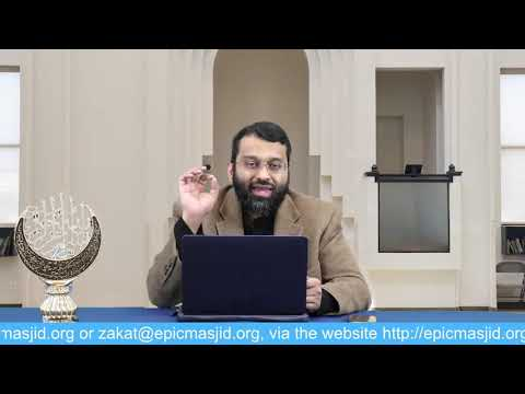 Blessed Night Blessed Cause | Shaykh Dr. Yasir Qadhi with Ustadh Baajour