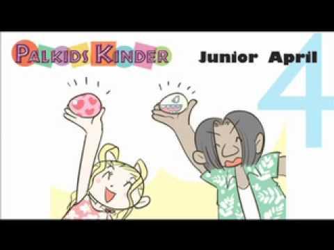Palkids Kinder 【Junior Level April】