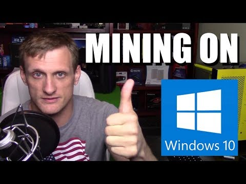 5 Settings For Mining Cryptocurrency On Windows 10