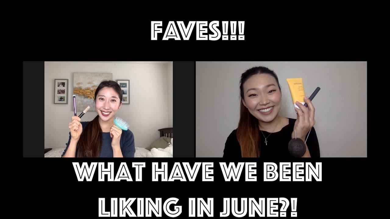June 2020 Favorites