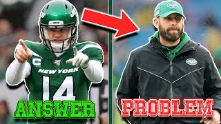 The REAL PROBLEM With The New York Jets