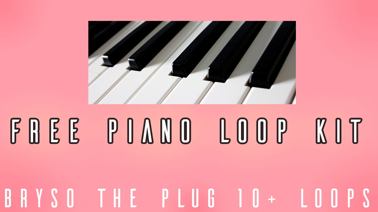 FREE PIANO LOOP KIT DOWNLOAD - FREE LOOP MONDAY