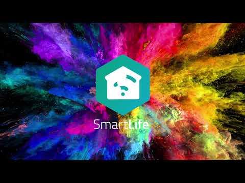 Nedis Wi-Fi Smart Wall Switch White