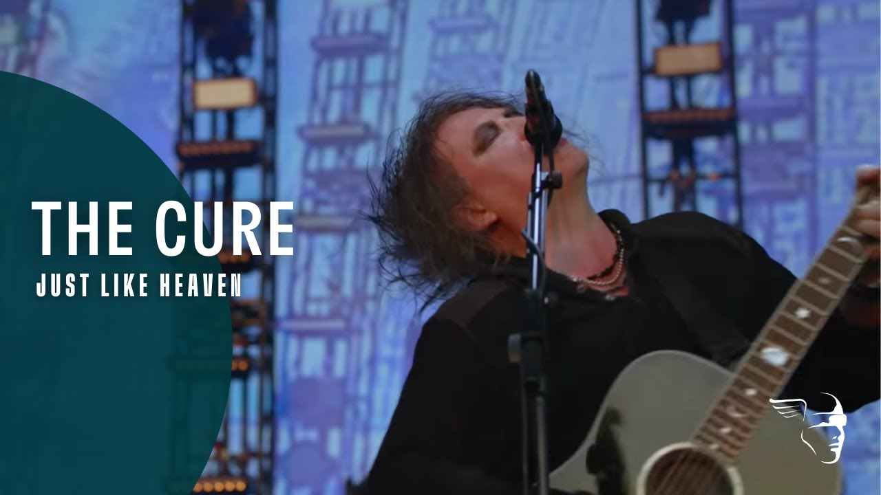 The Cure Just Like Heaven 40 Live Curætion 25 Anniversary Youtube