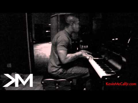 Kevin McCall singing Storm by James Fauntleroy (Cover)