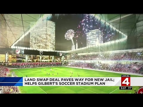 Land swap deal paves way for new jail