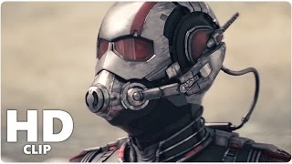 ANT MAN Film Clip Trailer German Deutsch | Marvel, Paul Rudd Film 2015