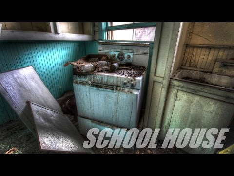 Download Youtube: Would you go inside this lost town's abandoned school?