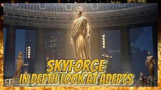 Skyforge: How Adepts Work