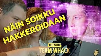 Hakkeroitiin Soikku I  Docstop: Team Whack