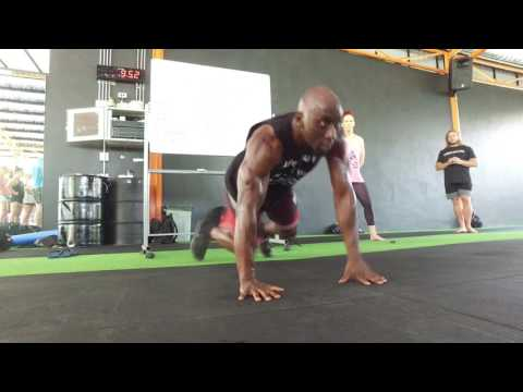 MMA Bodyweight Workout Combat Conditioning Tiger Muay Thai