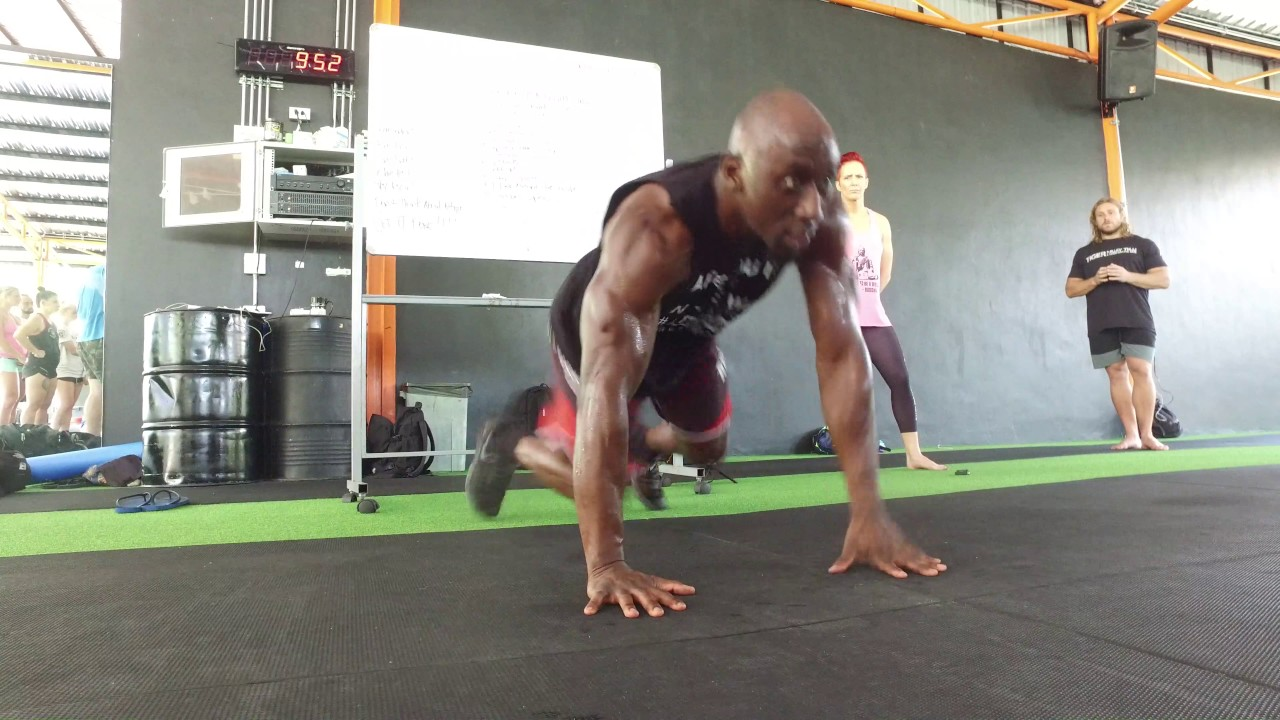 MMA Bodyweight Workout - Combat Conditioning - Tiger Muay Thai #1