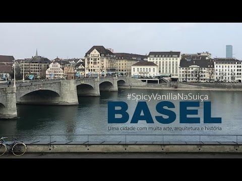 O que fazer em Basel | Hotel, restaurantes e passeios (Basileia - Suiça)
