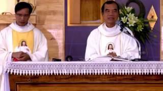 GDTM - Bài giảng Lòng Thương Xót Chúa ngày 13/4/2017