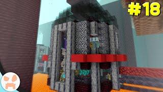 BIG BASE UPGRADES!   Minecraft 1.16 Nether Survival (Ep. 18)