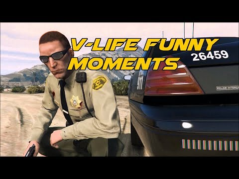 V-life Funny Moments Policji W BCSO #3